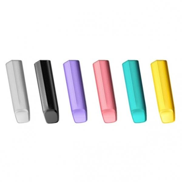 Ocitytimes Soft Tube 1.2ml Disposable E Cigarette for Jail with Transparent PC Tube